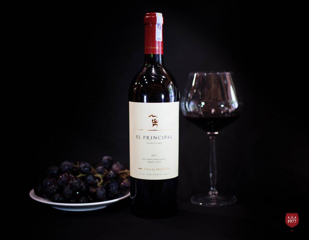 rượu vang EL PRINCIPAL