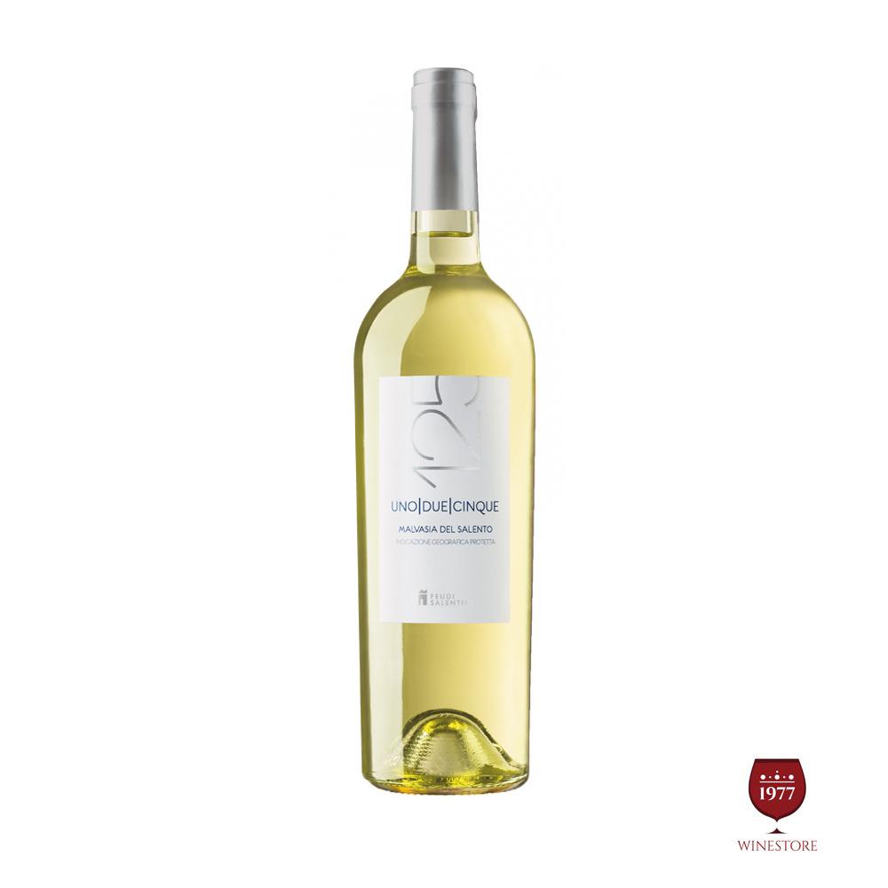 Rượu Vang Ý 125 MALVASIA del Salento 2014