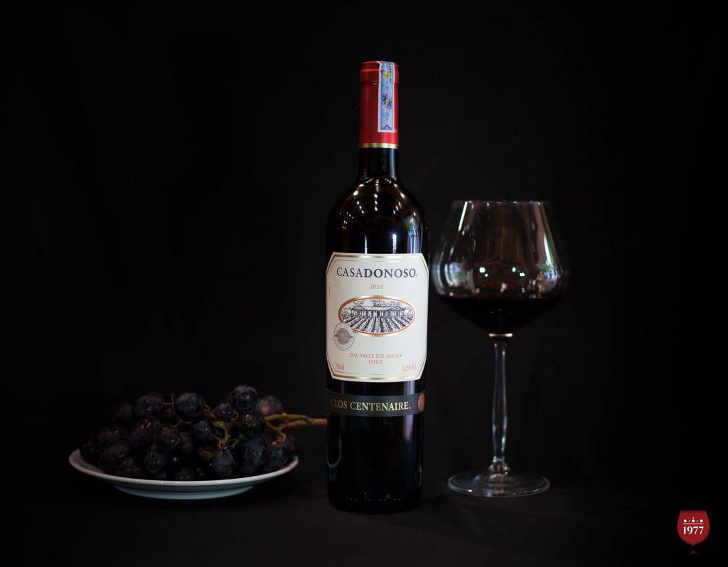 rượu vang CASADONOSO Clos Centenaire