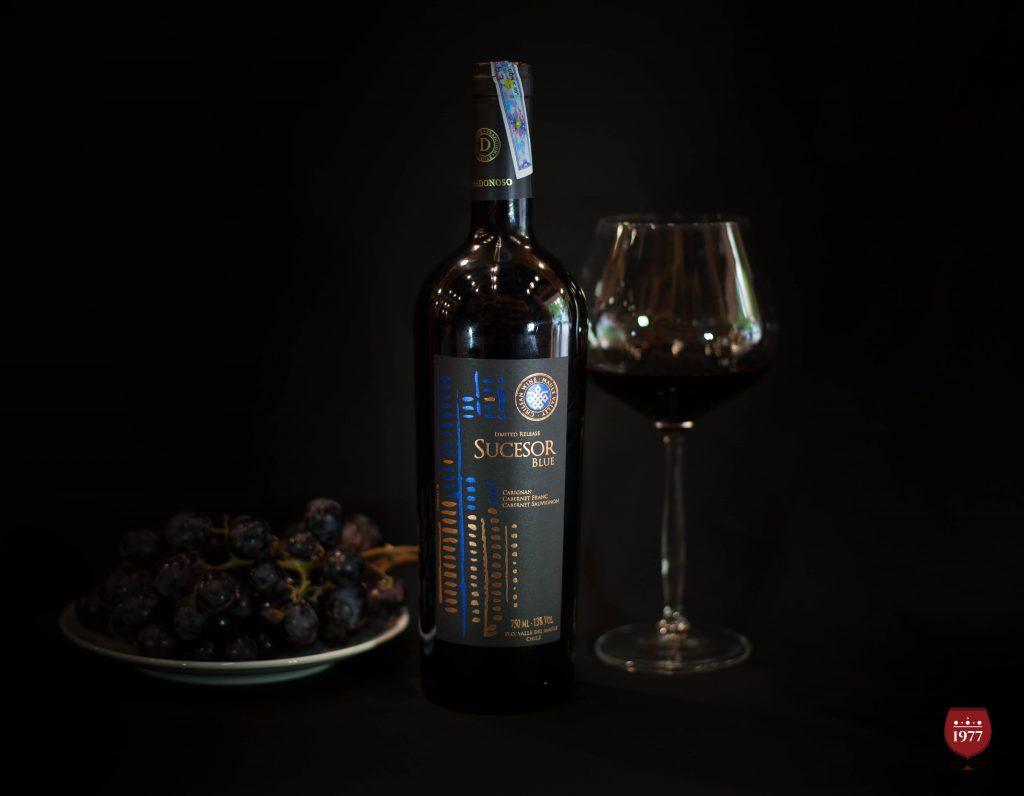 rượu vang CASADONOSO SUCESOR