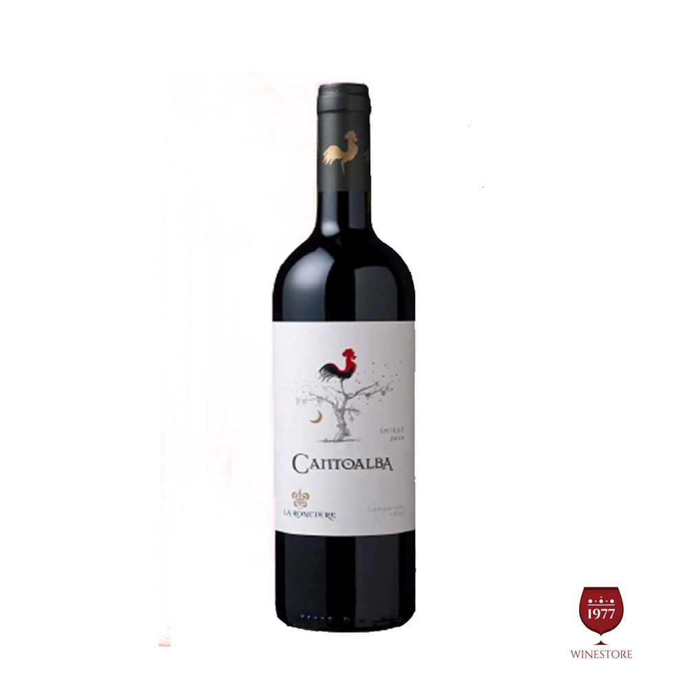 Rượu Vang Chile Cantoalba Cabernet Sauvignon 2015