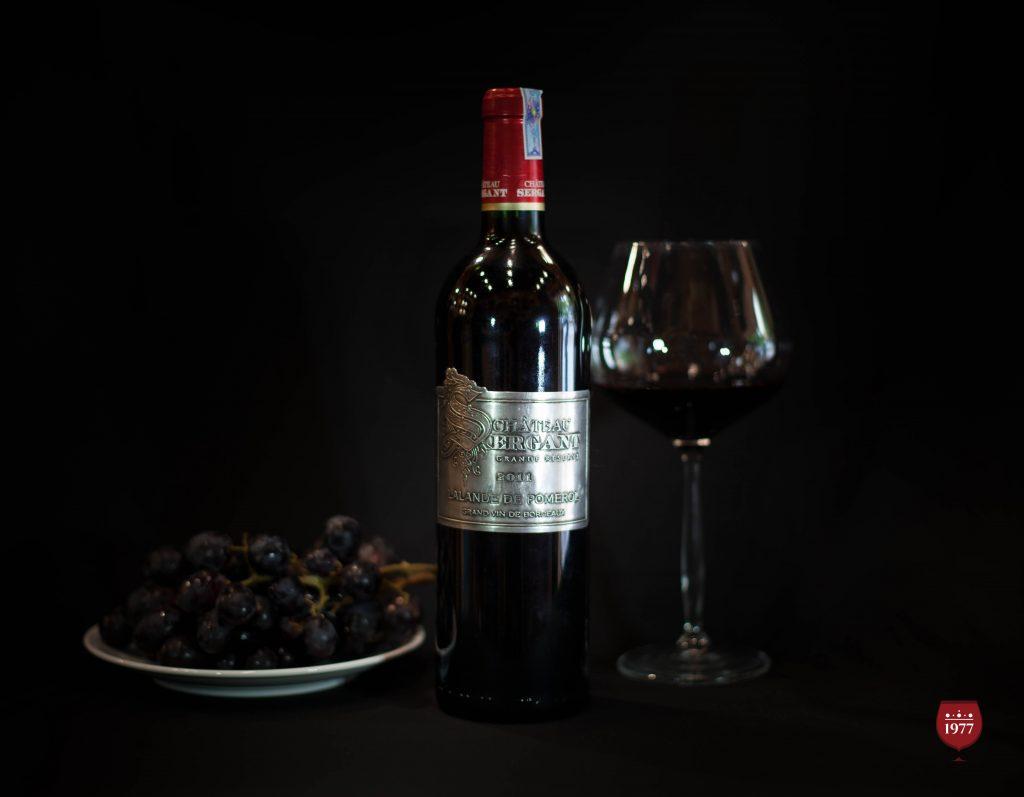 rượu vang Chateau SERGANT Merlot