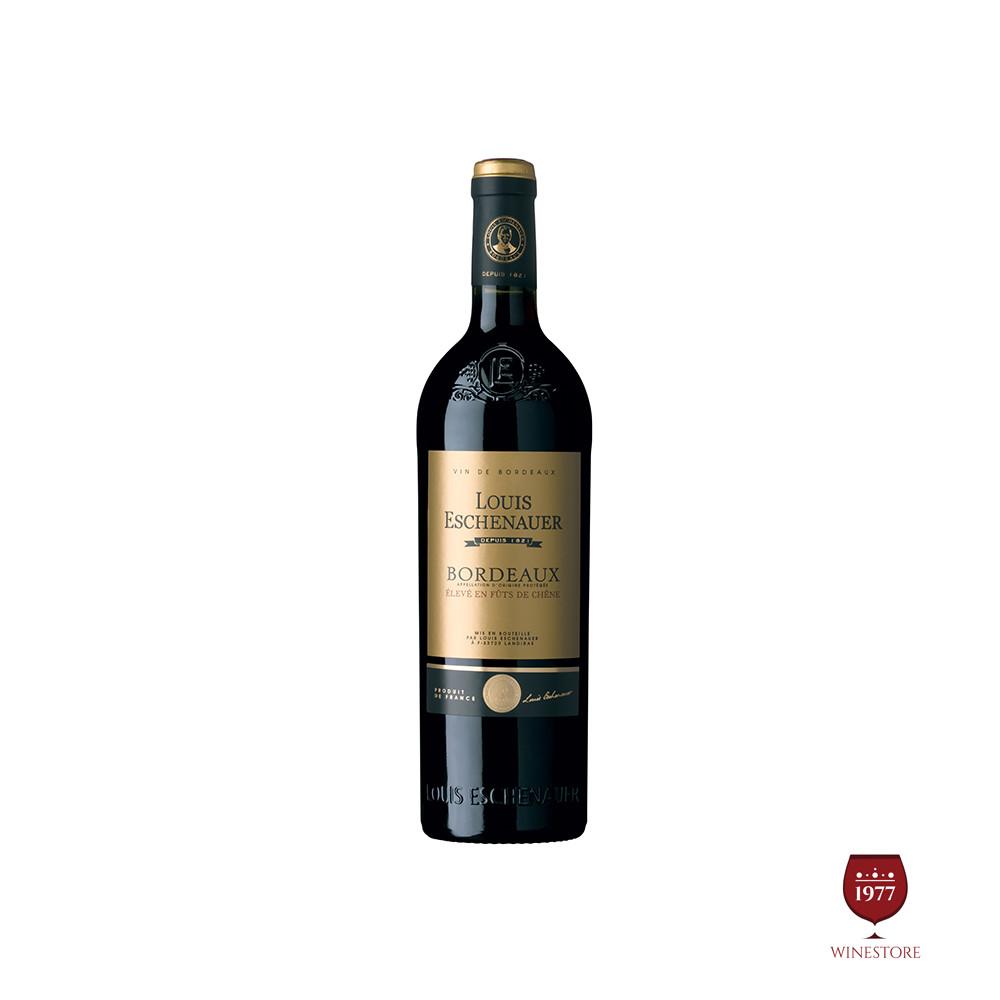 Louis Eschanuer Bordeaux red