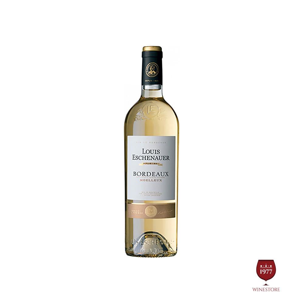 Louis Eschanuer Bordeaux white