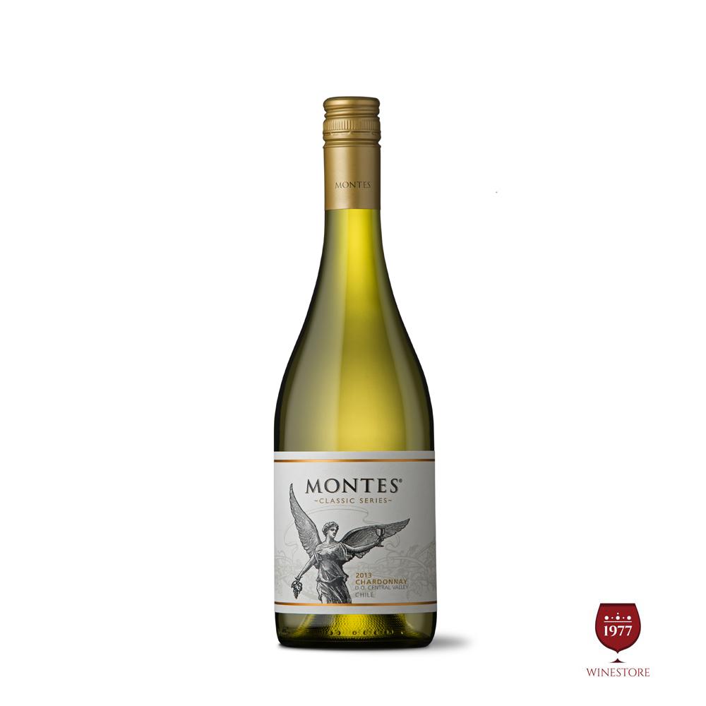 Rượu Vang Chile Montes Classic Series Chardonnay