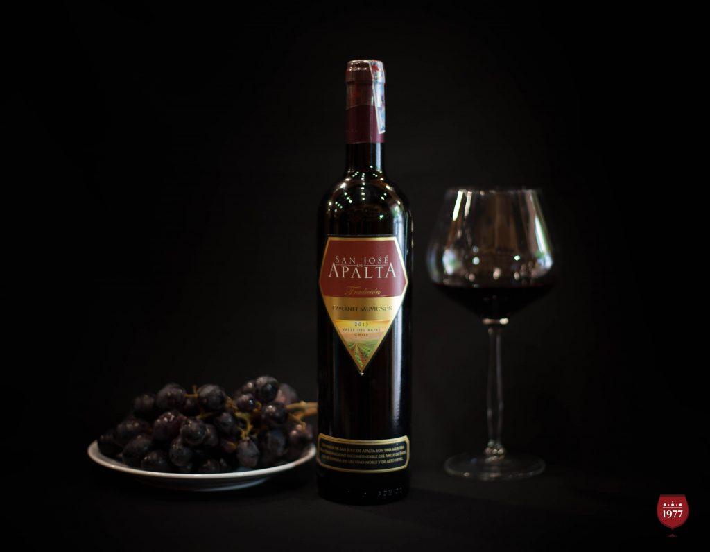 rượu vang San Jose de APALTA Trandition Cabernet Sauvignon
