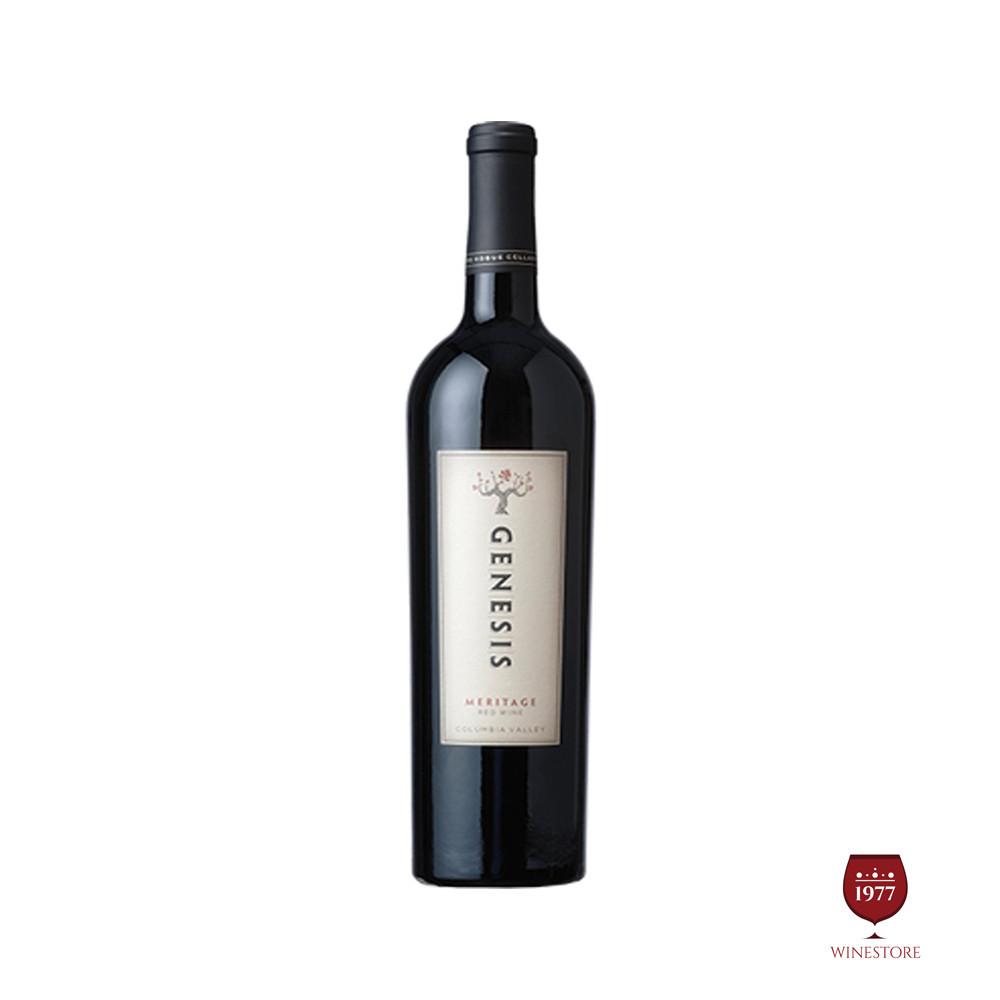 Rượu Vang Chile Genesis Cabernet Sauvignon