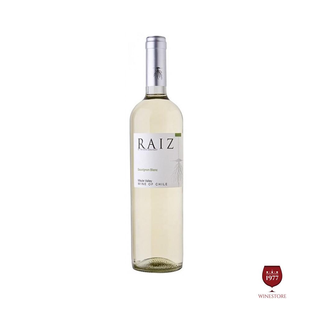Rượu Vang Chile Raiz Classico Sauvignon Blanc