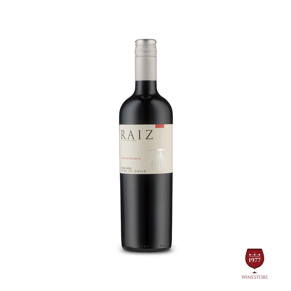 Rượu Vang Chile Raiz Reserva Cabernet Sauvignon