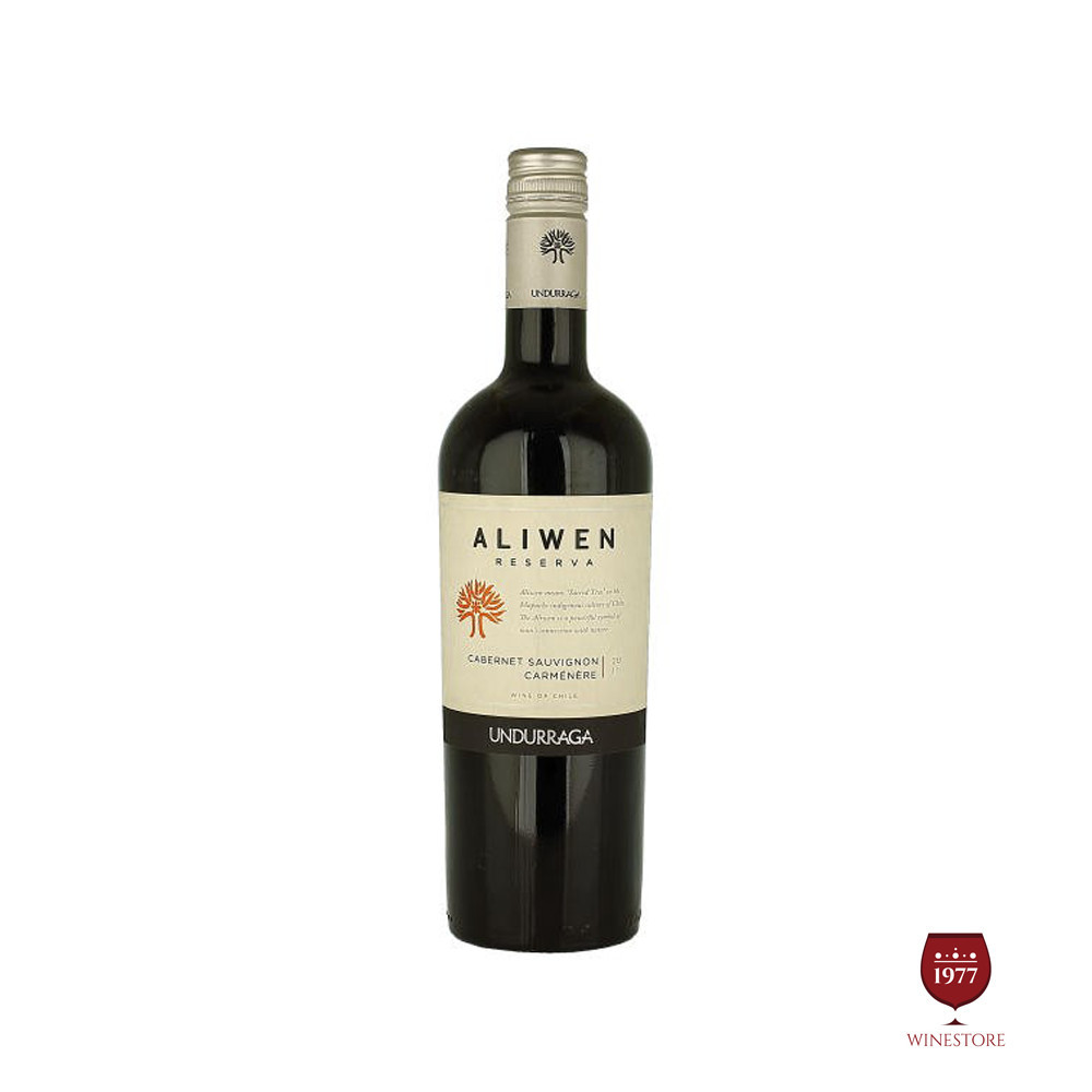 Rượu Vang Chile Undurraga Aliwen Cabernet Sauvignon Carmenere