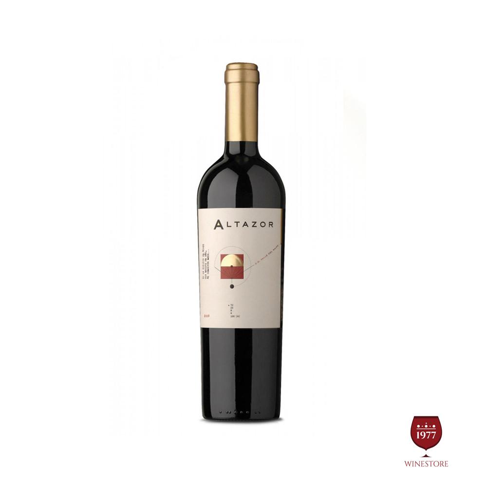 Rượu Vang Chile Cao Cấp Undurraga Altazor