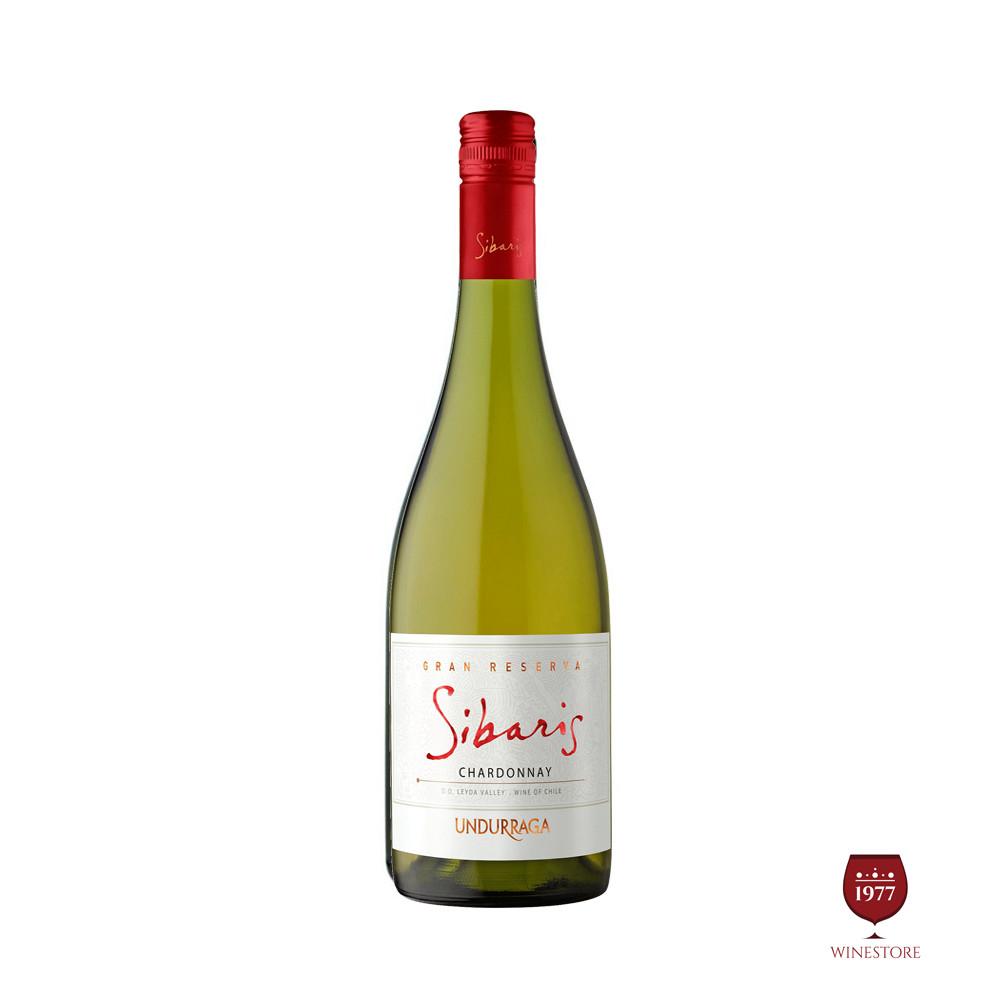 Rượu Vang Chile Undurraga Sibaris Chardonnay Sauvignon Blanc