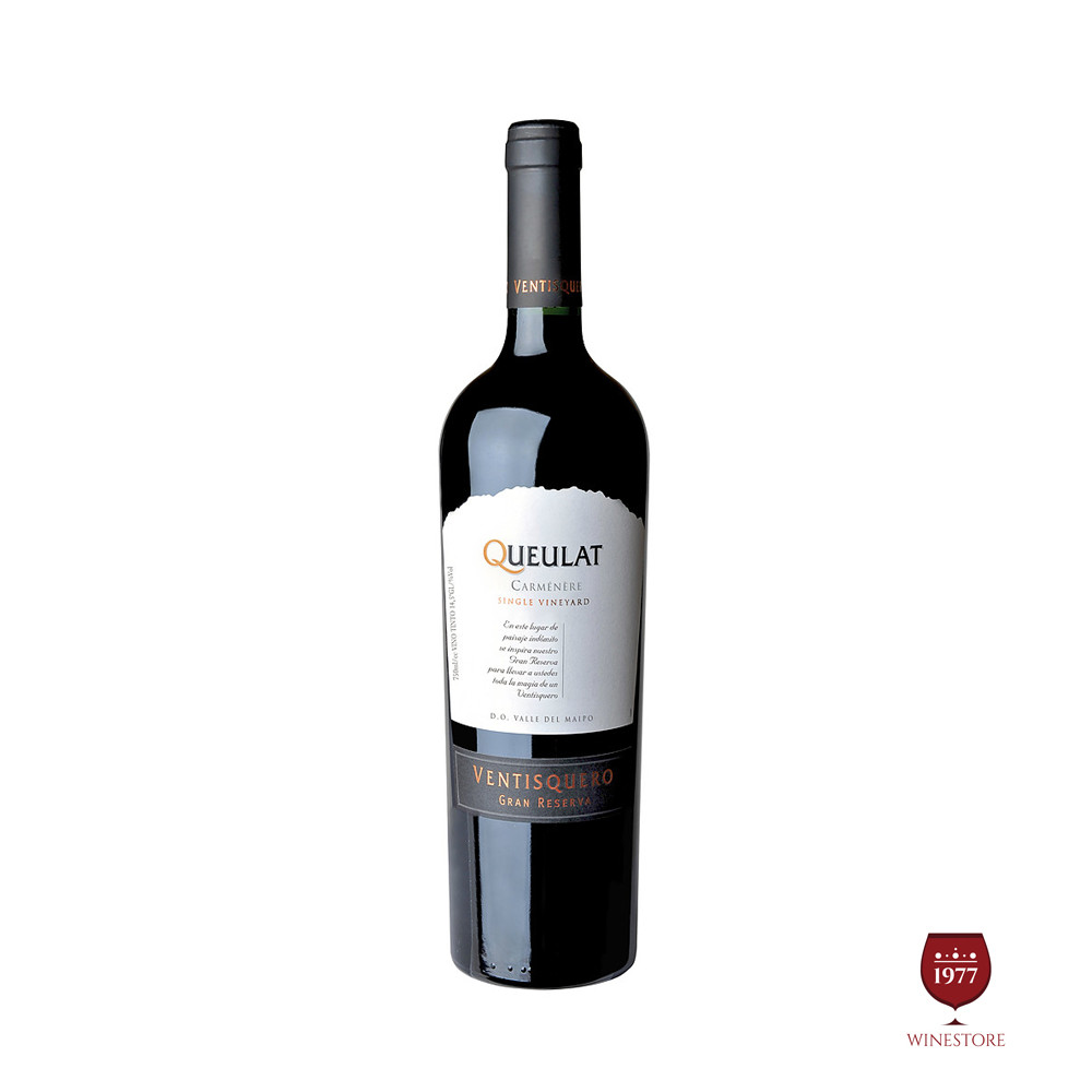 Rượu Vang Chile Ventisquero Queulat Cabernet Sauvignon Carmenere Merlot