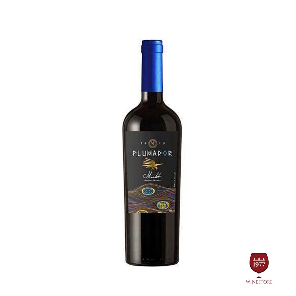 Rượu Vang Chile Plumador Merlot