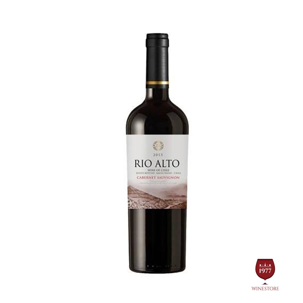 Rượu Vang Chile Rio Alta Cabernet Sauvignon