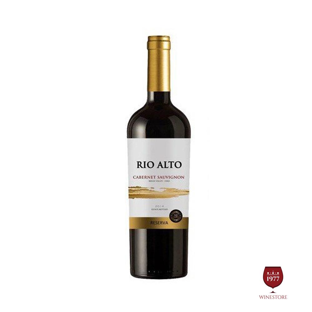 Rượu Vang Chile Rio Alto Reserva Cabernet Sauvignon