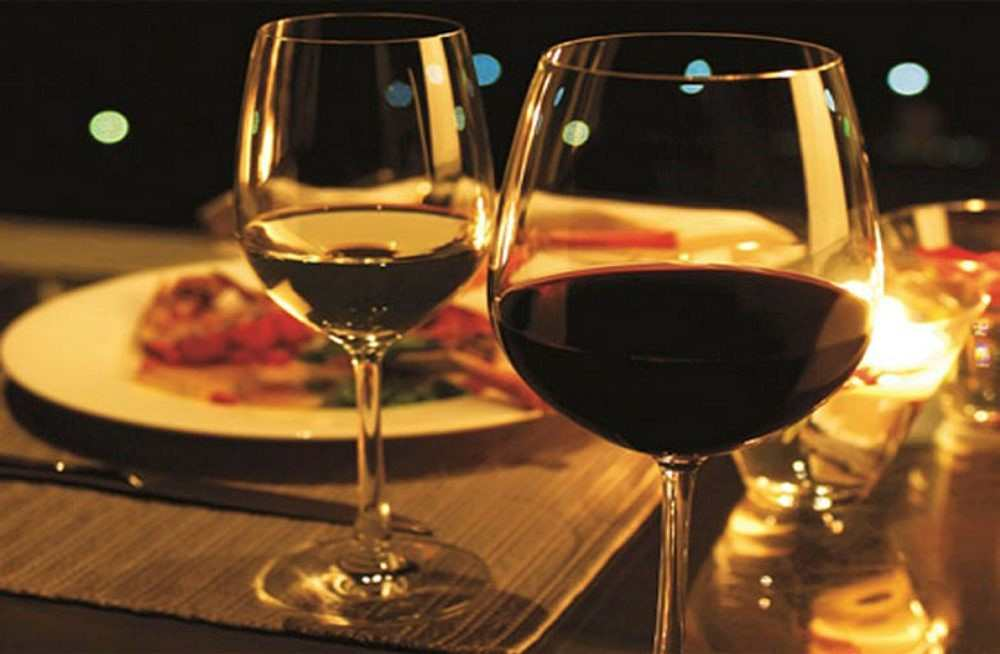 Rượu vang cho hẹn hò 1