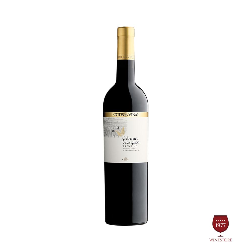 Rượu Vang Ý Bottega Vinai Cabernet Sauvignon