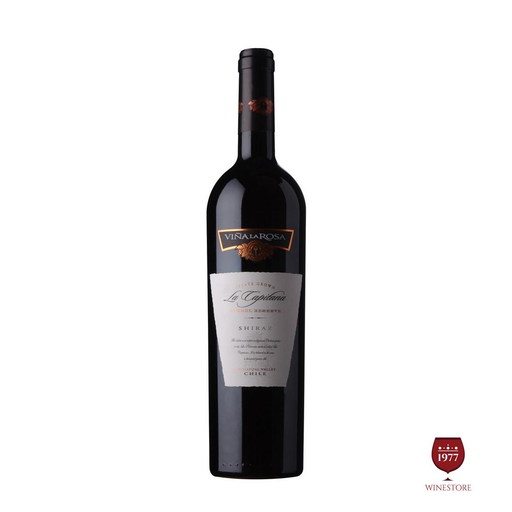 Rượu Vang Chile La Capitana Reserva Cabernet Sauvignon