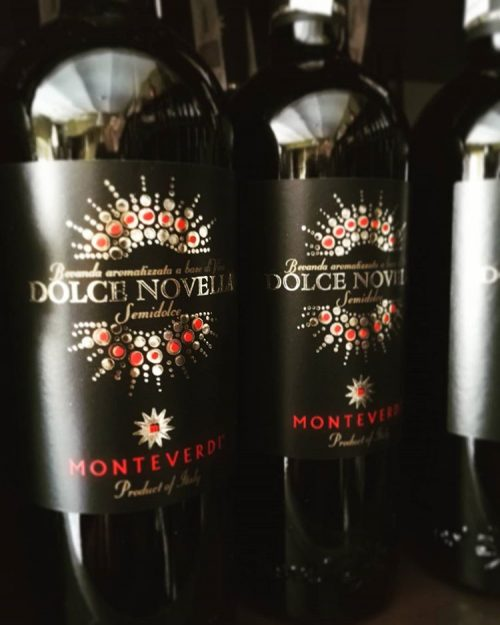 bảo quản và lưu trữ rượu vang hoàng đế Monteverdi