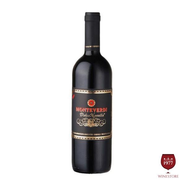 Rượu Vang Hoàng Đế Monteverdi Dolce Novella