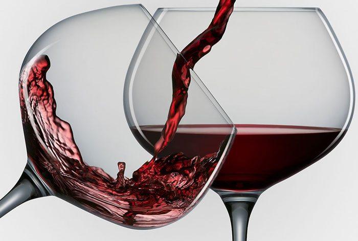tác dụng làm đẹp da từ rượu vang