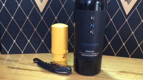 rượu vang ý giá rẻ luccarelli