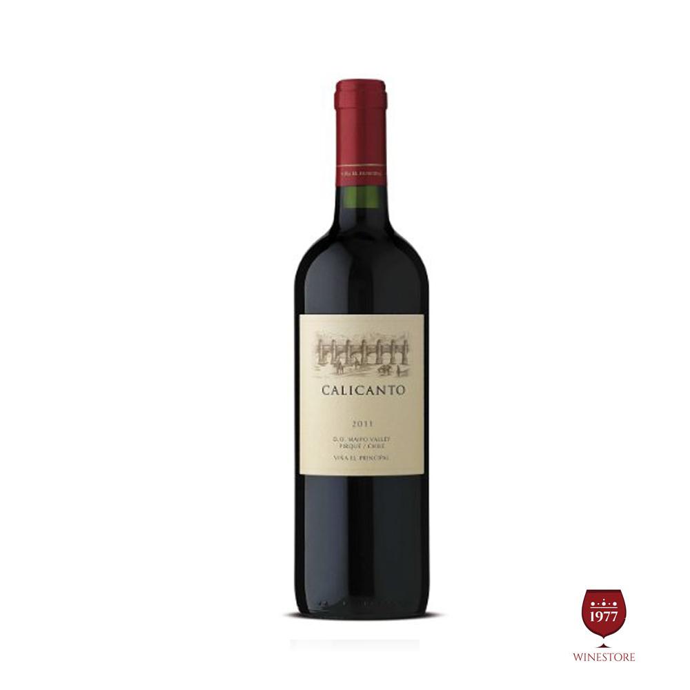 Rượu Vang Chile CALICANTO