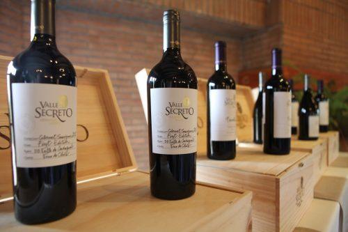 giới thiệu rượu vang valle secreto first edition