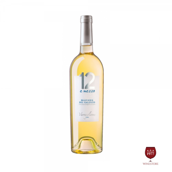Rượu Vang 12 E Mezzo Malvasia – Vang Ý Ngon Giá Tốt