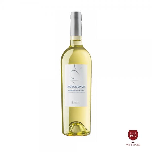 Rượu Vang 125 Malvasia del Salento – Vang Ý 100% Nhập Khẩu Giá Tốt