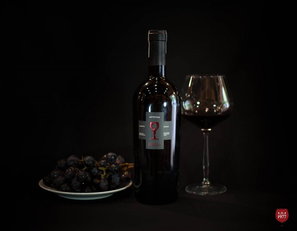 rượu vang ARTETICA IGT