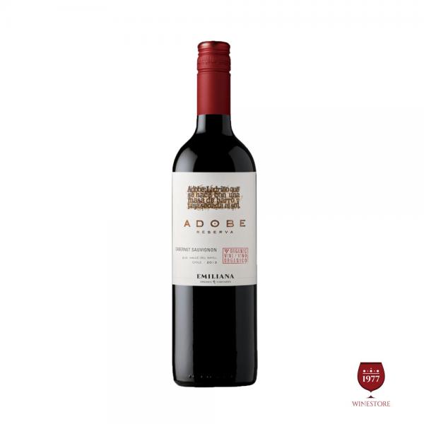 Rượu Vang Chile Adobe Cabernet Sauvignon