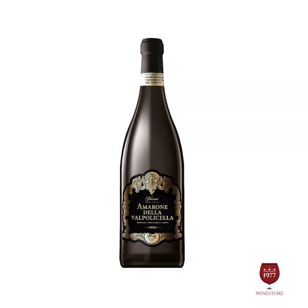 Rượu Vang Amarone 2012 Della Valpolicella DoP – Vang Ý Nhập Khẩu