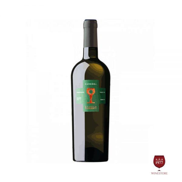 Rượu Vang Chén Thánh Ý Cao Cấp Candora IGT