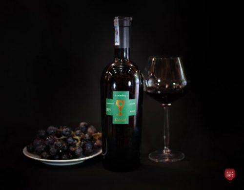 đặc điểm rượu vang chén thánh Candora