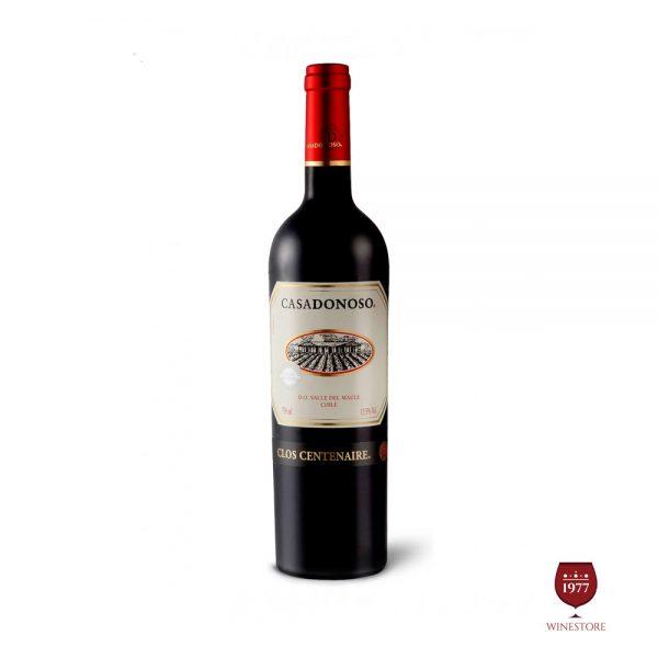 Rượu Vang Chile CASADONOSO Clos Centenaire