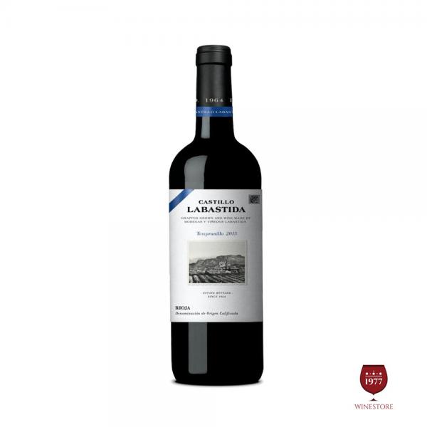Rượu Vang Castillo Labastida Rioja – Vang Tây Ban Nha Nhập Khẩu
