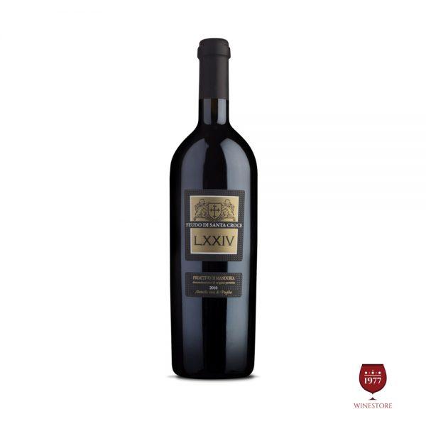 Rượu Vang Celebration LXXIV 2014 Primitivo di Manduria