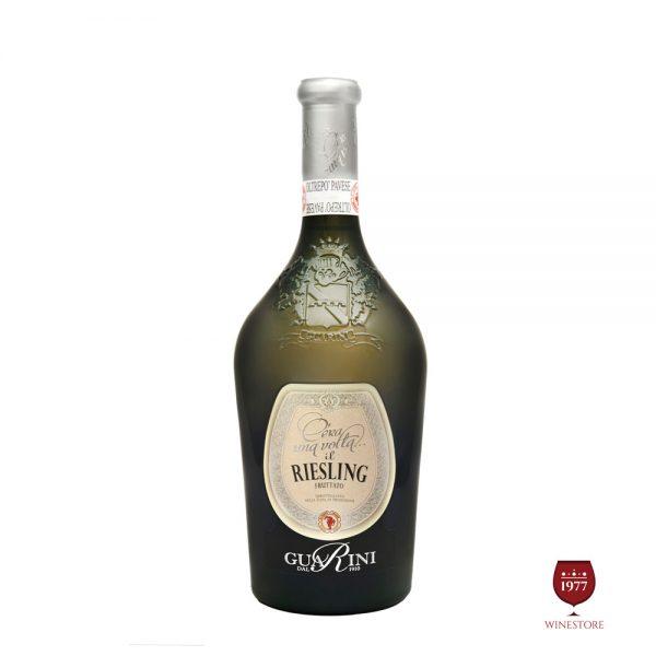 Rượu Vang Cera una Volta Riesling – Vang Ý Nhập Khẩu