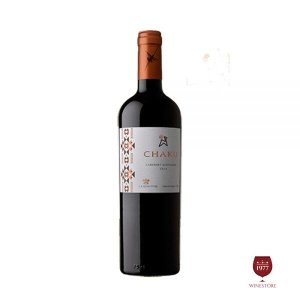 Rượu Vang Chaku Cabernet Sauvignon – Vang Chile Giá Tốt