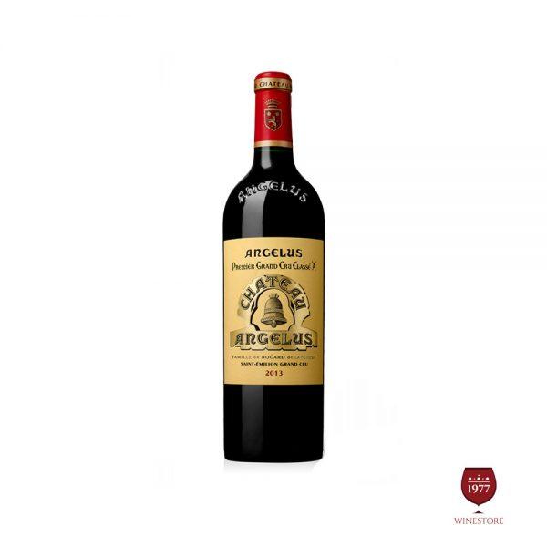 Rượu Vang Chateau Angelus Saint Emilion – Vang Pháp Grand Cru