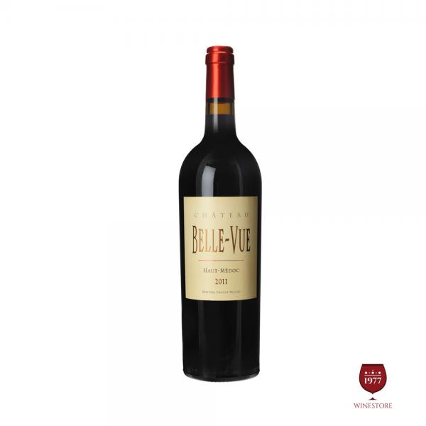 Rượu Vang Pháp Chateau Belle Vue Haut Medoc