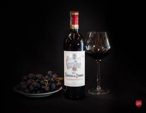 rượu vang Chateau Des COMBES