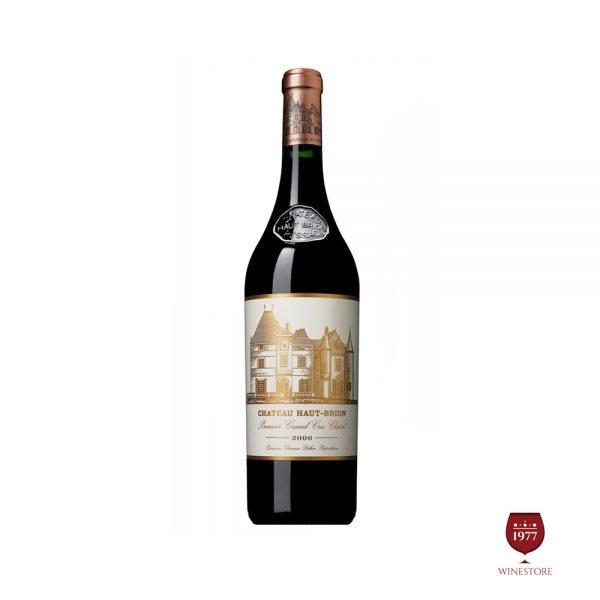 rượu vang Chateau Haut Brion 2006
