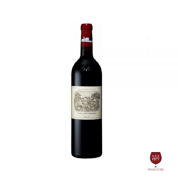 Rượu Vang Chateau Lafite Rothschild – Vang Pháp Thượng Hạng
