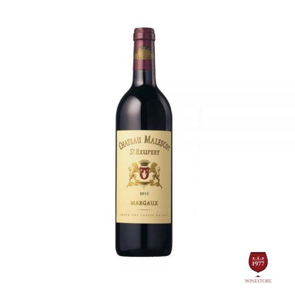 Rượu Vang Chateau Malescot St Exupery – Vang Pháp Cao Cấp