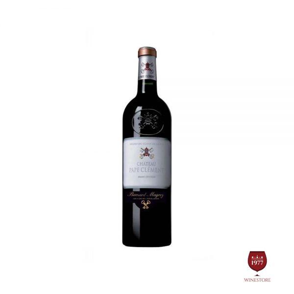 Rượu Vang Chateau Pape Clement 2012 – Vang Pháp Chính Hãng Giá Tốt