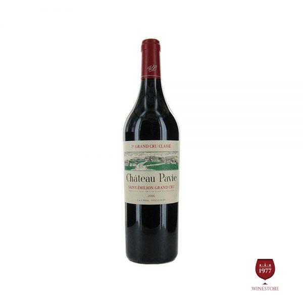 Rượu Vang Chateau Pavie – Vang Pháp Nhập Khẩu Cao Cấp