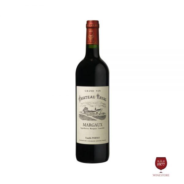 Rượu Vang Chateau Tayac Plaisance – Vang Pháp Margaux Cru